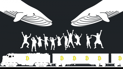 Bitcoin now - jump on the bandwagon before the whales do